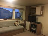 Deluxe 3 bedrooms caravans to let in Seton Sands park @ Dog Friendly.