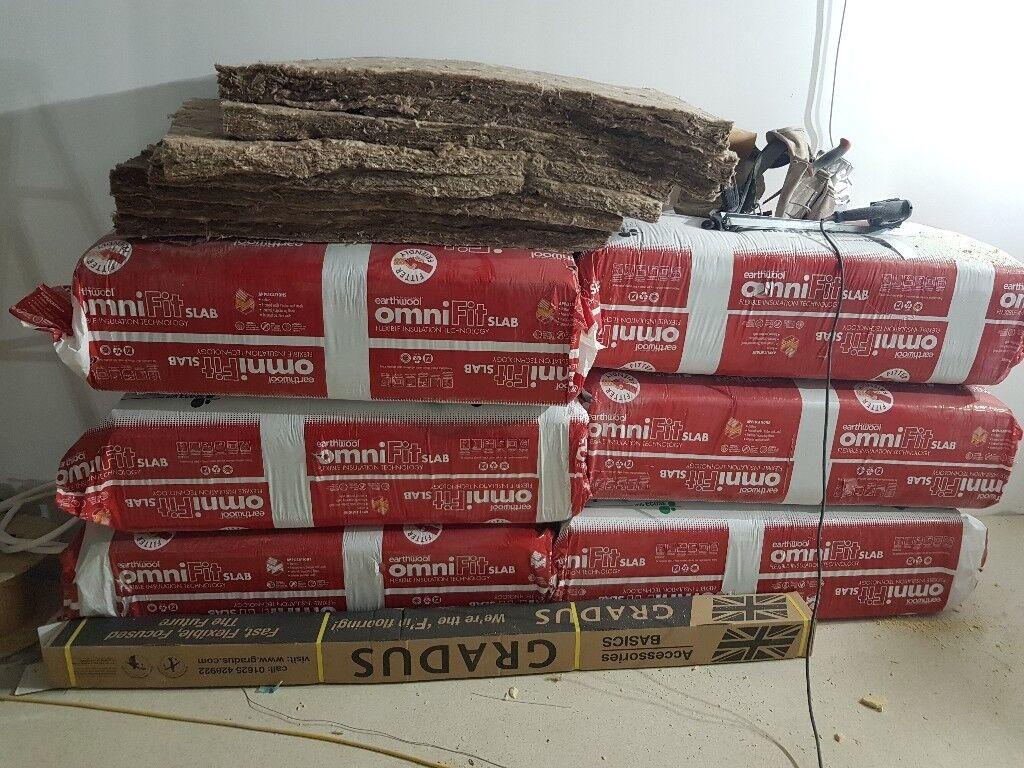 50mm slab insulation