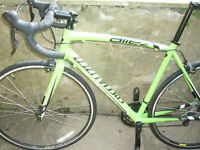 Specialized allez sport road bike. 56cm. Monster green. Used only 50 miles dry