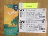 2 Child tickets to Radio 2 live in Hyde Park