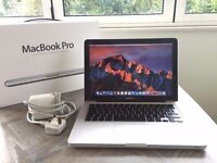 """Apple Macbook Pro 13"""" 2.3GHz Intel Core i5 1TB HDD 8GB Ram Early 2011 Excellent Condition"""