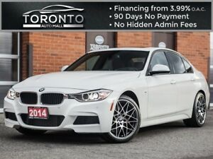 2014 BMW 335i xDrive|M performance|6 Speed|Navi|Camera