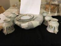 Several retro tea sets cheap