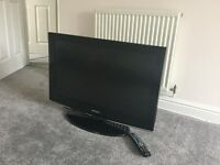 32 inch Samsung TV-LE32A457- HD ready with integrated Freeview- black