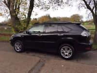 WANTED LEXUS RX 300,RX330,RX400 ANY CONDITION NON RUNNER ,RUNNER