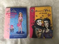 Children Books in French and English