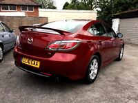 2010 (10 REG ) MAZDA6 1.8TS, 5DR, 43,000 MILES ONLY, 1 FORMER KEEPER, MINT CONDITION LIKE NEW