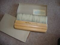 Vintage Hamiltons Congo Wall paper brush boxed superb quality.