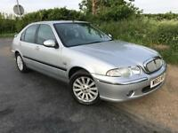 2003 Rover 45, full MOT, 96k, nice and tidy.