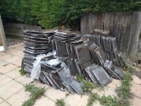 Roof Tiles FREE approx 500