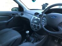 Ford, FOCUS, Hatchback, 2004, Manual, 1596 (cc), 5 doors