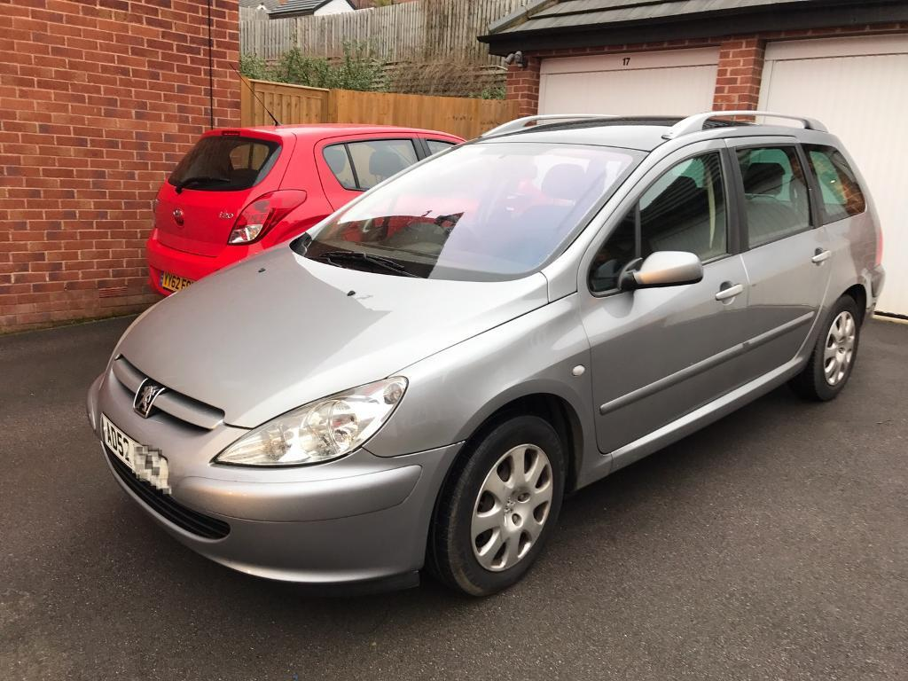 Peugeot 307 SW - 52 Plate Estate Car | in Chesterfield, Derbyshire ...