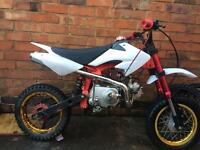 50cc manual pitbike/pit bike