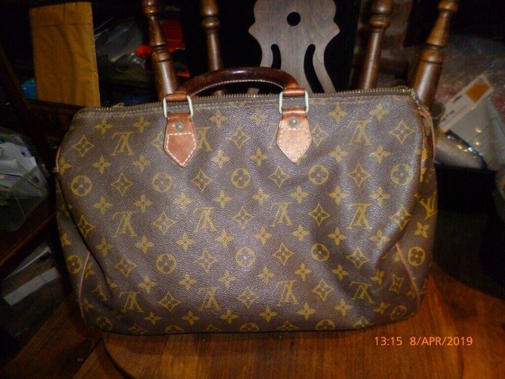 ab246e550698 Louis Vuitton SPEEDY 30   Authentic vintage