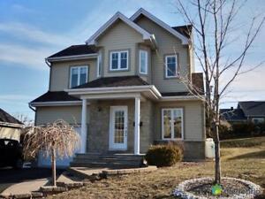 425 000$ - Maison 2 étages à vendre à Mont-St-Hilaire