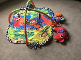 Playgro Jingle Jungle Playmat