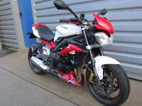 Triumph Street Triple R ABS - Only 3336 Miles!