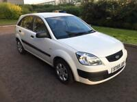 2009 KIA RIO 1.4 LOW MILES,LONG MOT,SERVICE HISTORY,2 KEYS