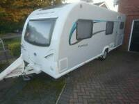 Caravan Bailey Pursuit Plus 540-5