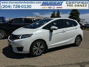 2016 Honda Fit EX-L FWD *Nav* *Lane Watch* *Backup Cam* *Heat Le