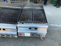 FALCON V SHAPE NEW TOP PERI PERI CHICKEN GRILL CATERING COMMERCIAL TAKE AWAY SHOP BBQ KEBAB