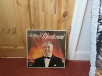 Box set of 7 LP's Mantovani