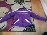 tuzo motorcycle jacket size 16