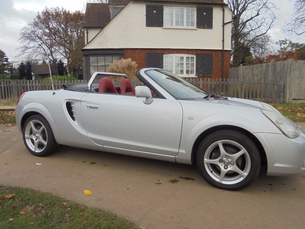 2005 (55) TOYOTA MR2 ROADSTER VVTI 1.8 CONVERTIBLE
