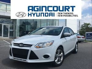 2014 Ford Focus SE/WARR. TILL 2018/ONLY 20970KMS/NO ACCIDENTS