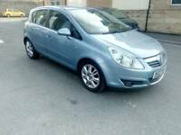 Vauxhall Corsa 1.2 petrol Design Genuine mileage Cheap on insurance brilliant drives Cheapest price