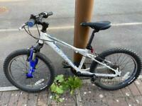 "Carrera Luna Junior Mountain Bike - 20"" Wheel (second hands)"