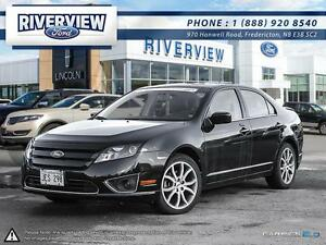 2012 Ford Fusion SEL AWD $158 Bi-Weekly!!
