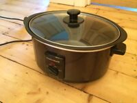 Morphy Richards Electric Slow Cooker. Unwanted present