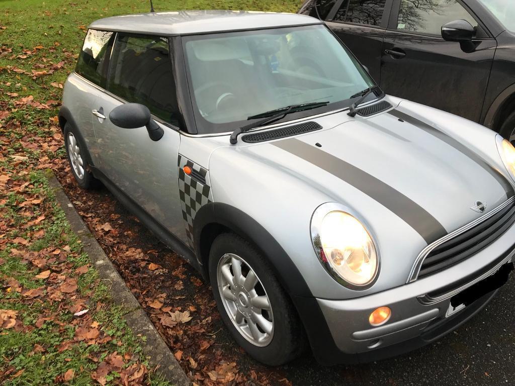 Mini one 1.4 diesel £1200