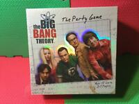 The Big Bang Theory The Party Game New Sealed
