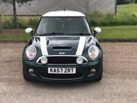 Mini Cooper 'S' 1.6 turbo, BRG, Chilli Pack,low Road Tax £130p/a