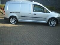 vw caddy maxi 1.6 tdi 2012 no vat