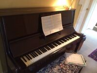 Good quality Pohlmann Piano & stool