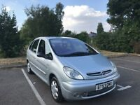 CITROEN PICASSO 1.6 DESIRE MPV 53 REG ONE LADY OWNER NEW CLUTCH SERVICE HISTORY MOT FEBRUARY 2019