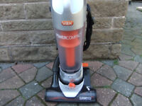 Vax U85-PC-BE Upright Power Compact Lightweight Bagless Vacuum Cleaner