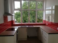 Stoke Town Part Furnished Flat