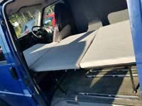 T4 van bed system