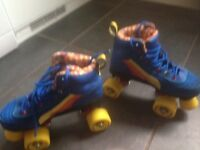 Roller skates for sale. Never been used - ladies size 4