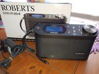Roberts Stream 104 - DAB Wi-Fi Radio
