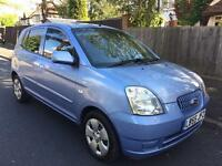 KIA PICANTO LX LONG MOT EXCELLENT FOR NEW DRIVERS VERY CHEAP INSURANCE