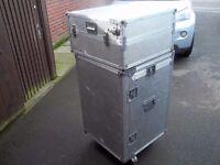 aluminium disco cases
