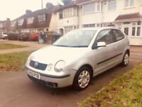VW VOLKSWAGEN POLO 1.4 AUTOMATIC HPI CLEAR it's not corsa Yaris Vauxhall Astra golf or Ford Focus