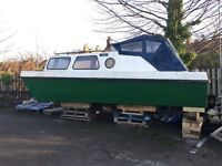 21ft Project Boat