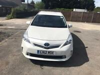 Prius Plus PCO ready 5 seater