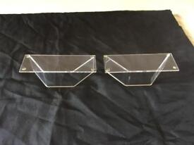 Acrylic Perspex Bridges